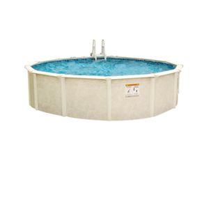 Steel wall pools
